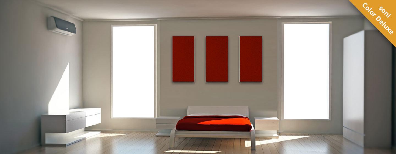Schallabsorber Wohnraum Schallschutz Treppenhaus
