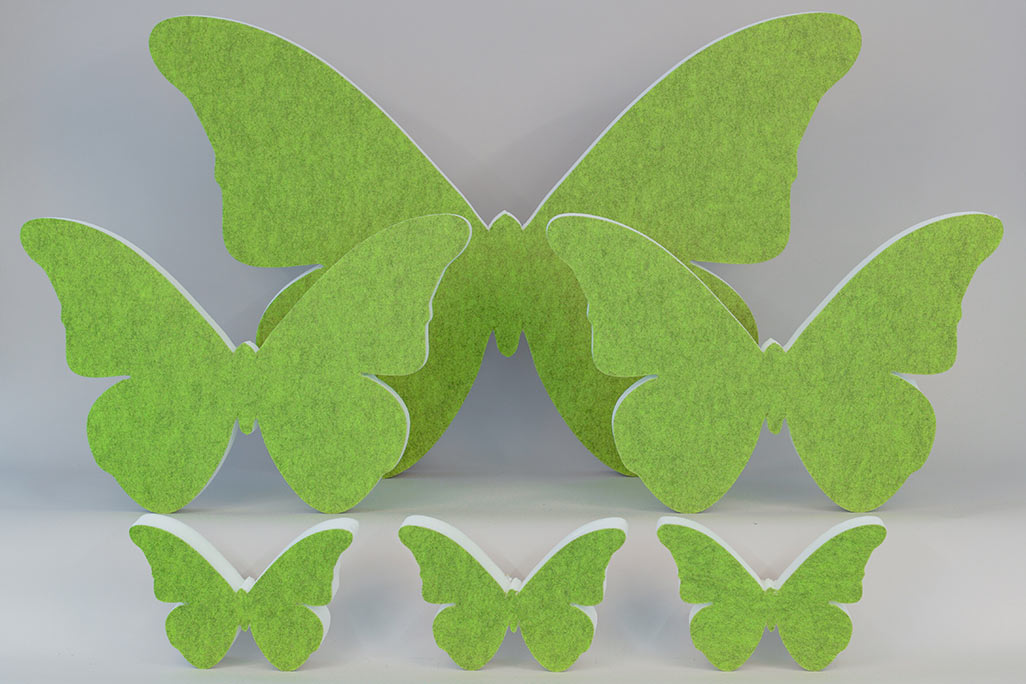 soni ELEMENT Set BUTTERFLY
